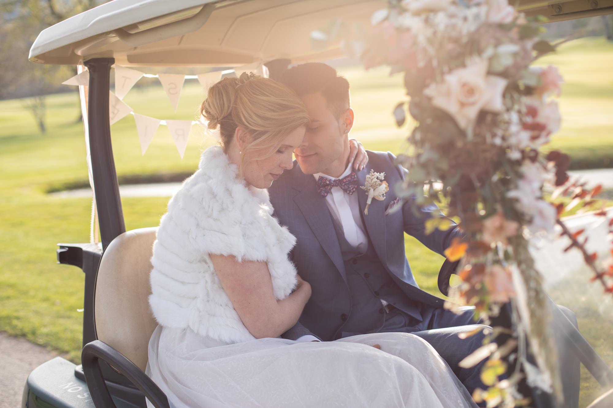 wedding photographer castle golf course