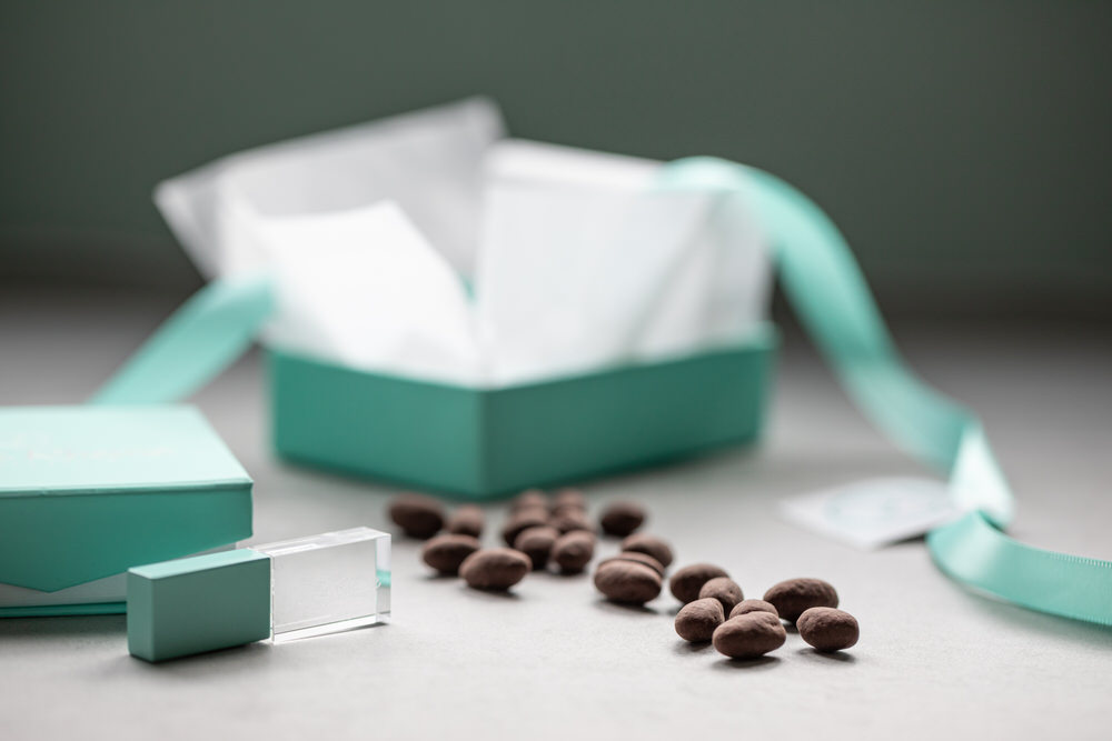 packaging client cadeau tristan chocolat