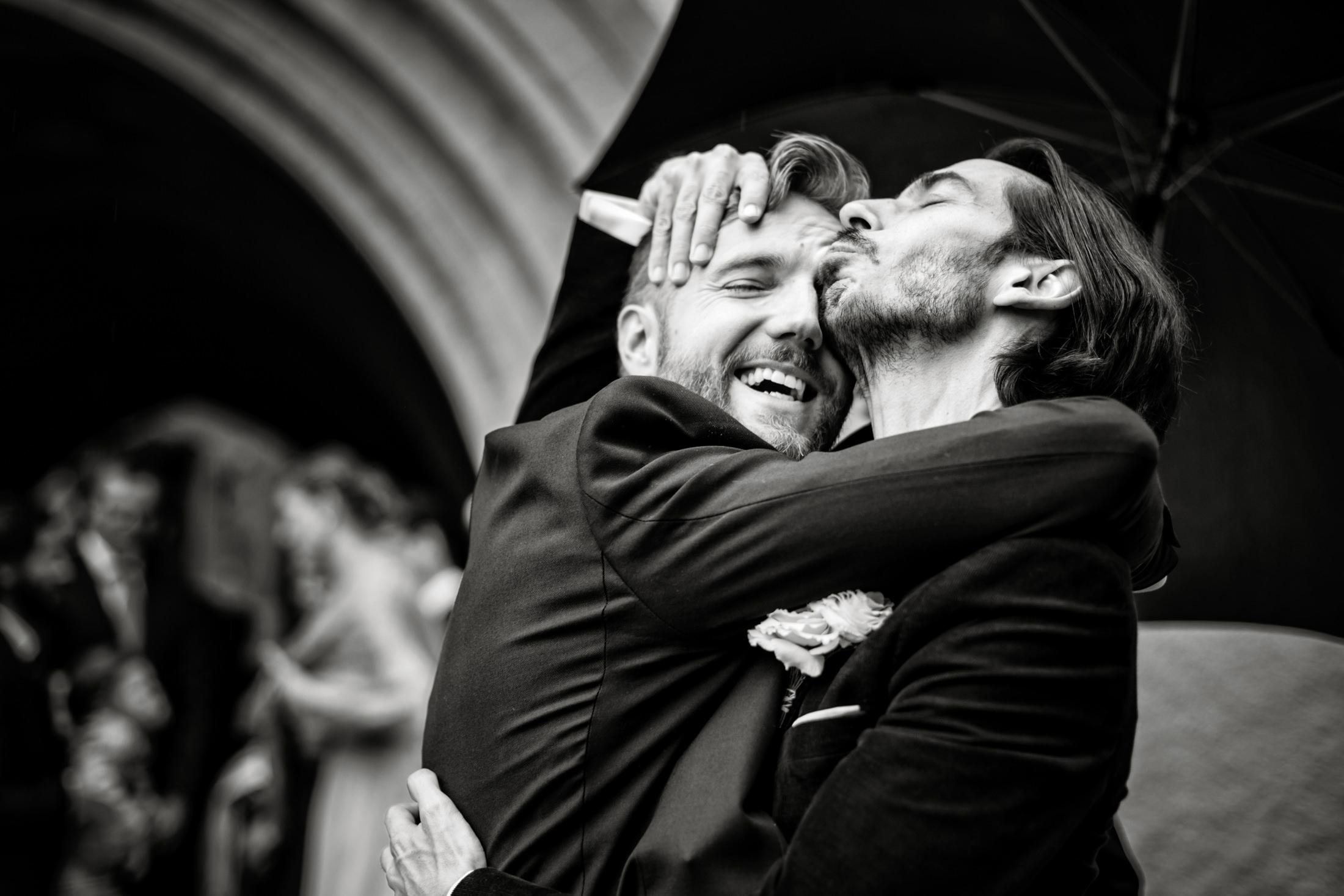 portrait mariage pris sur le vif spontanéité photographe