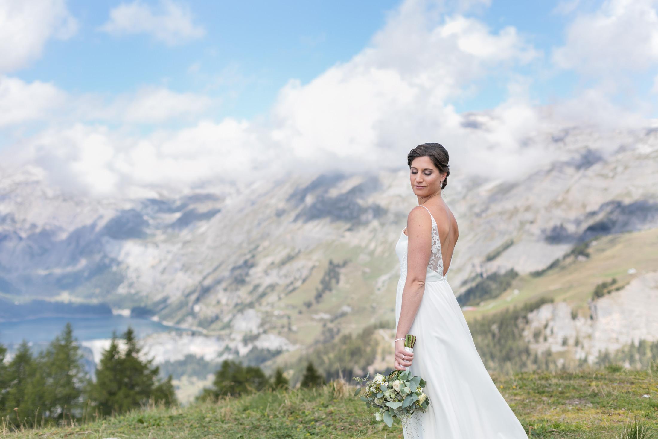 elopement montagne swiss photographer