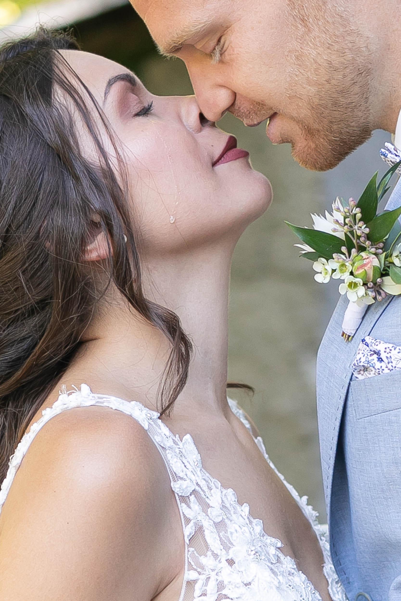 Emotion portrait photographe de mariage